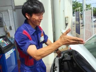ENEOS(エネオス) セルフ中小田井SSの画像・写真